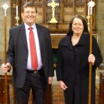 Church Wardens: Mr. Derek Millbank and Mrs. Tracey Eves